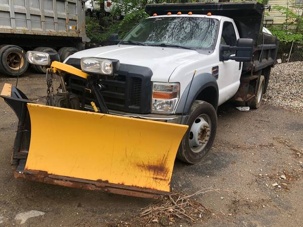 Ford F550 Super Duty 2008 года