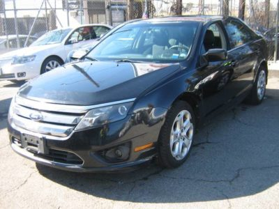 FORD FUSION SE 2011 года