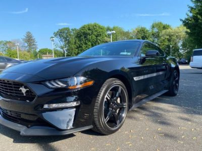 Ford Mustang GT Premium California Special 2020 года