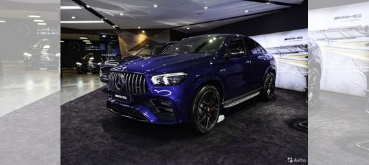 Mercedes-Benz GLE-класс AMG Coupe, 2021 - отзывы