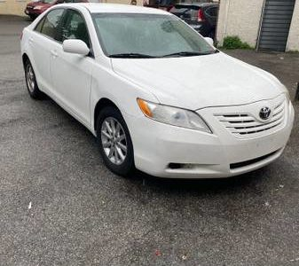 Toyota Camry le 2007 года
