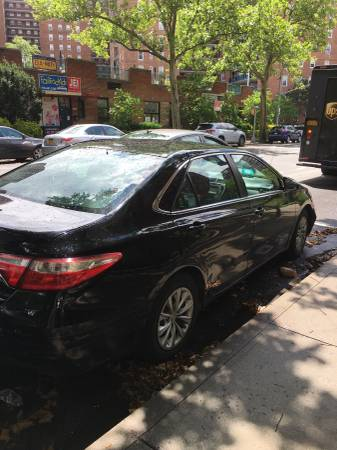2017 Camry For Rent Low Milage - 61к