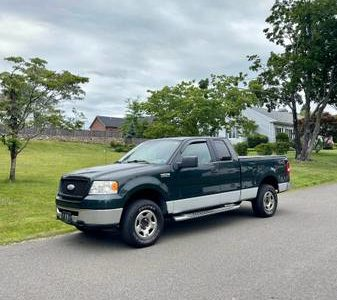Ford F-150 XLT 2006 года