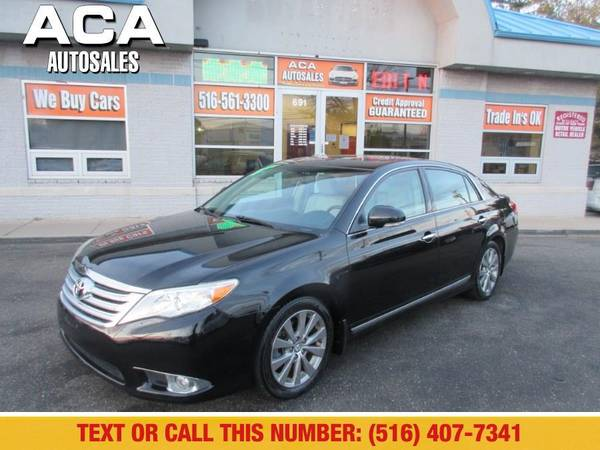 Toyota Avalon 4dr Sdn Limited 2012 года