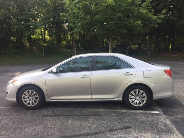 Toyota Camry LE 2014 года
